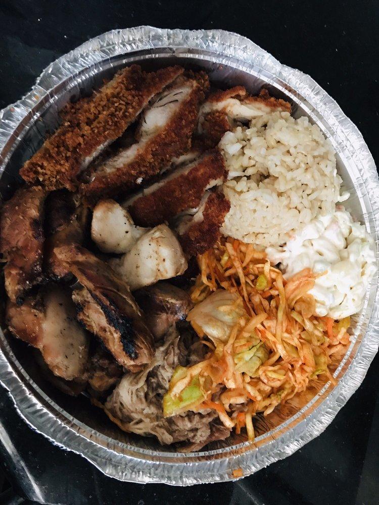 Moku Hawaiian Grill