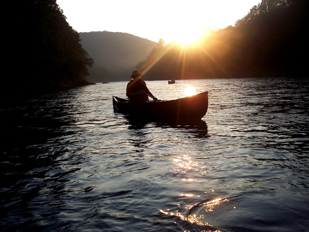 McCrackens Canoe sales and rental: 5409 Shawville Hwy, Clearfield, PA