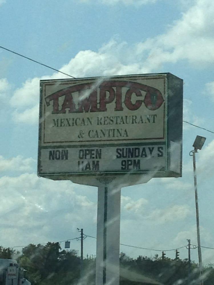 Tampico: 1425 Hwy 90 E, Bayou Vista, LA