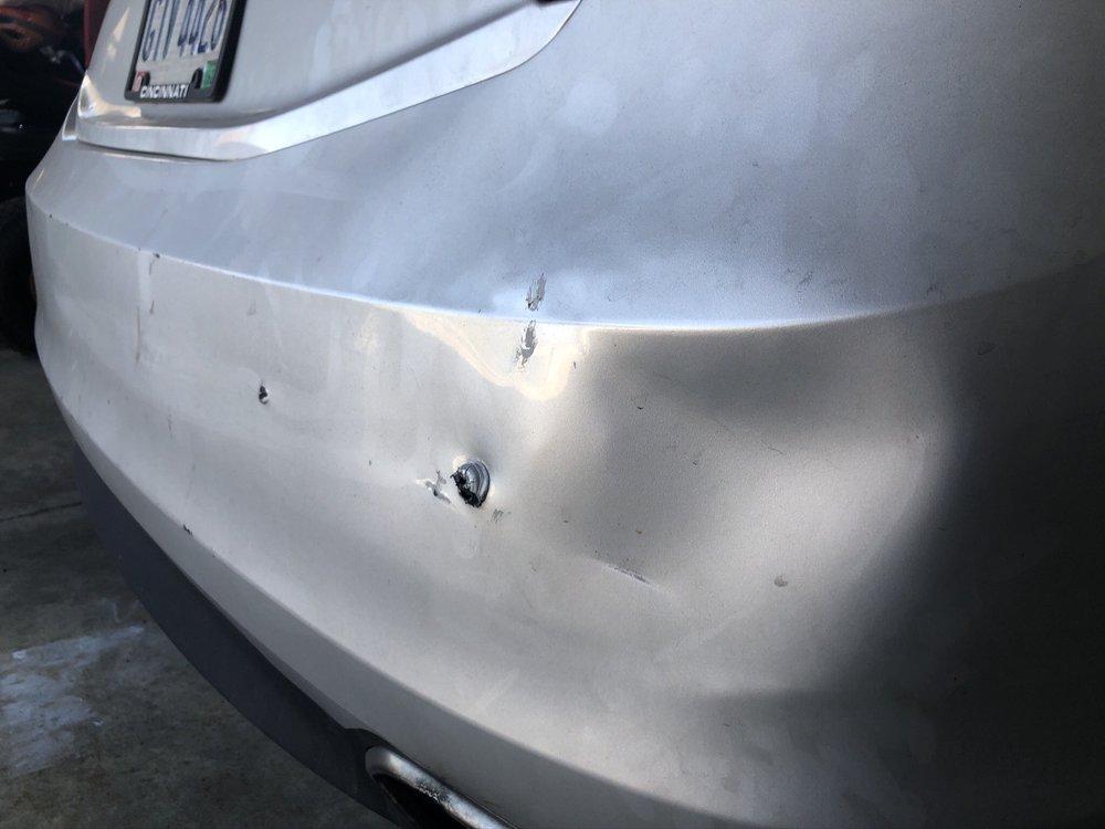 Dent Dude Cincinnati-Paintless Dent Repair: 467-K Wards Corner Rd, Loveland, OH