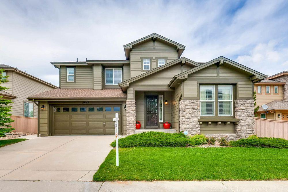 Hotspot Real Estate: 8088 S Trenton Ct, Centennial, CO