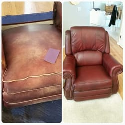 Photo Of San Go Leather Restoration Ca United States