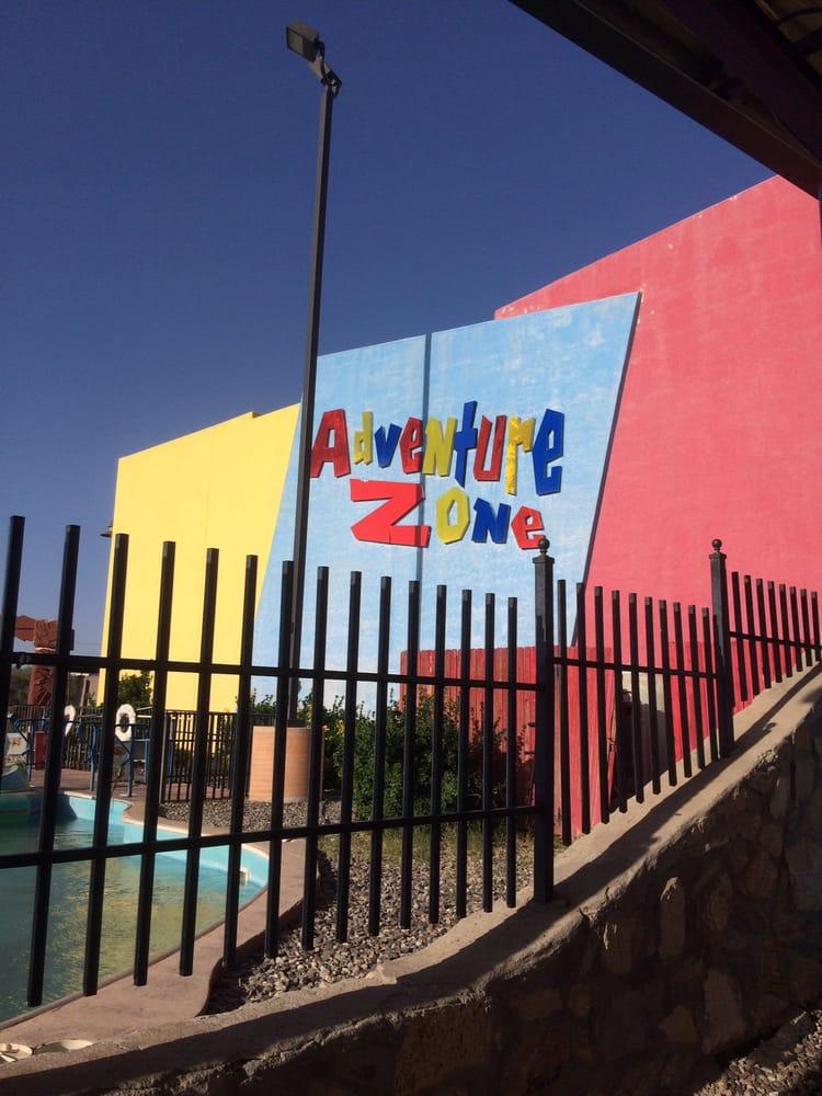 Adventure Zone: 251 Redd Rd, El Paso, TX