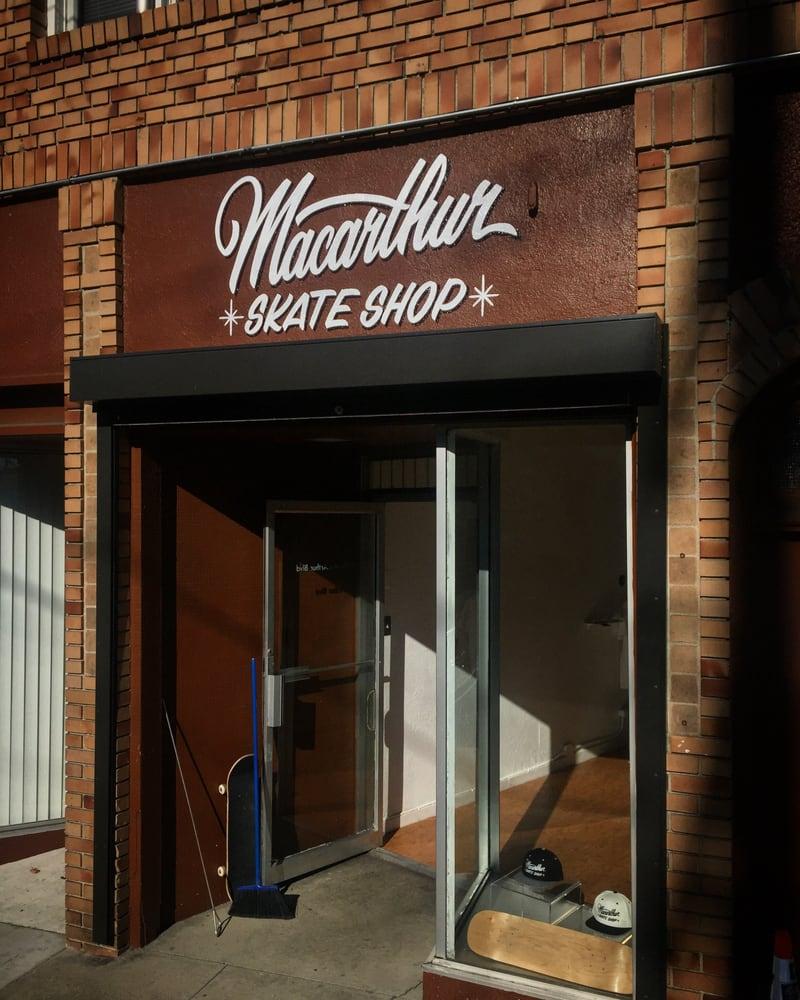 Macarthur Skate Shop: 2726 Macarthur Blvd, Oakland, CA