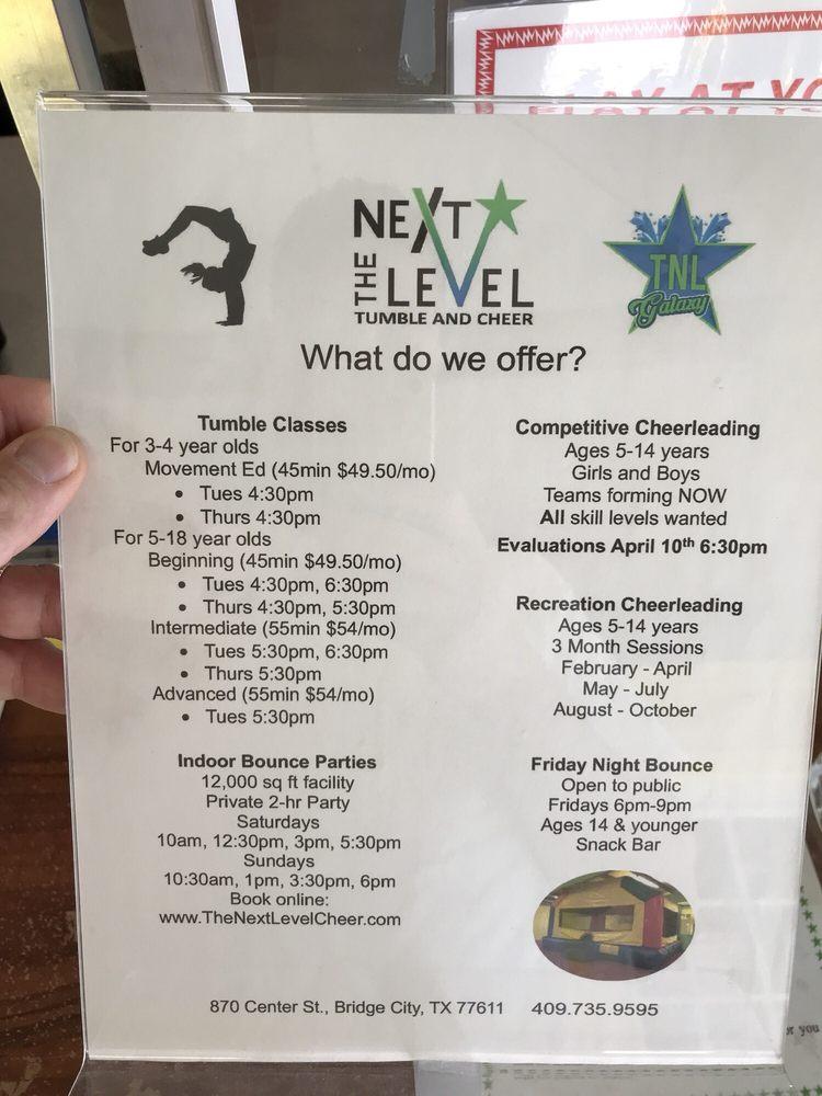 The Next Level: 870 Center St, Bridge City, TX