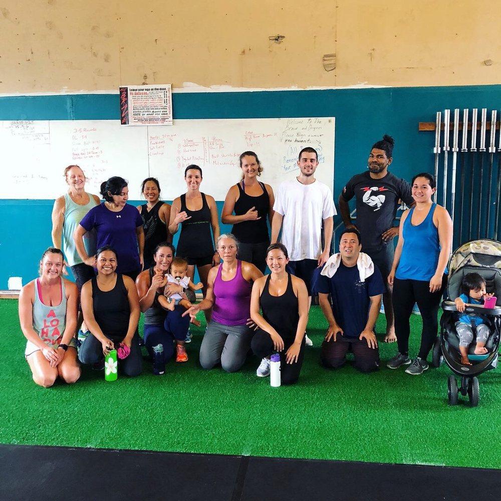 The Brave Fitness: 215 Railroad Ave, Hilo, HI