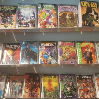 Vault of Midnight Comic Books & Stuff - 2019 All You Need to