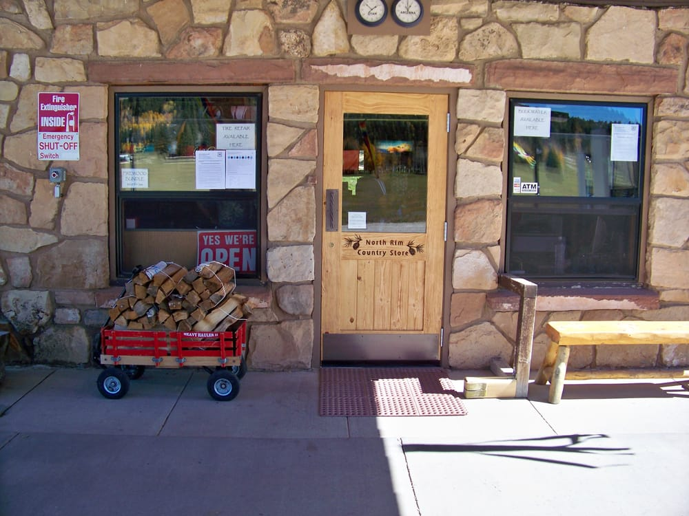 North Rim Country Store Convenience Stores Hwy 67 Grand Canyon