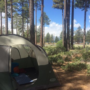 Photo Of Nevada Beach Campground Zephyr Cove Nv United States A View
