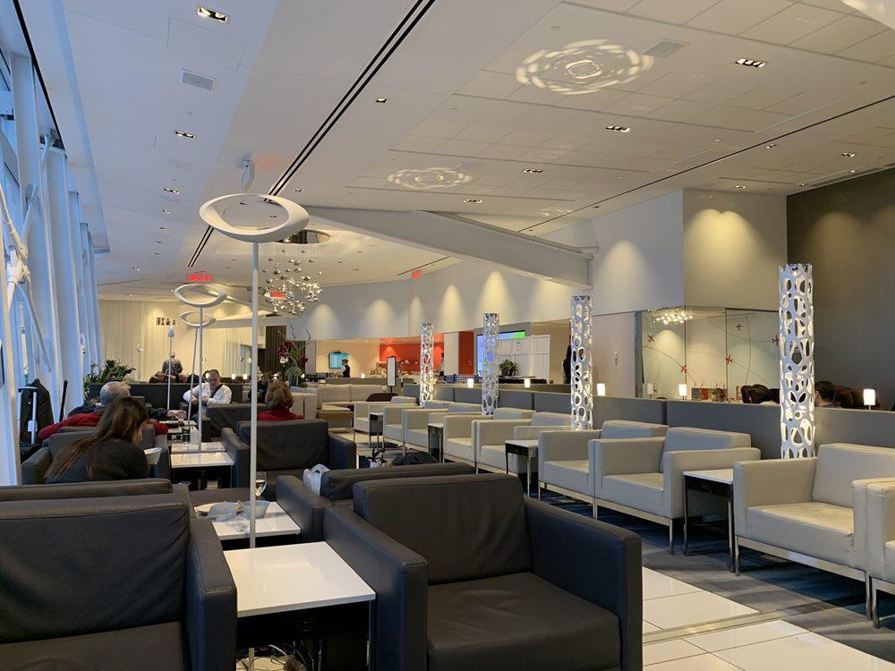 Beautiful clean and modern lounge yelp