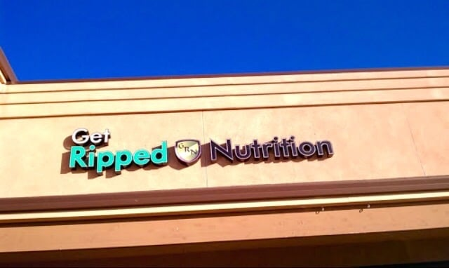 Get Ripped Nutrition: 11310 Prospect Dr, Jackson, CA