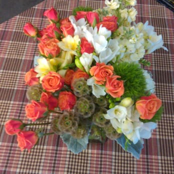 Photo of Nob Hill Florist - San Francisco, CA, United States. Beautiful arrangement