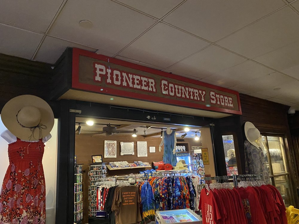Pioneer Country Store: 2200 S Casino Dr, Laughlin, NV