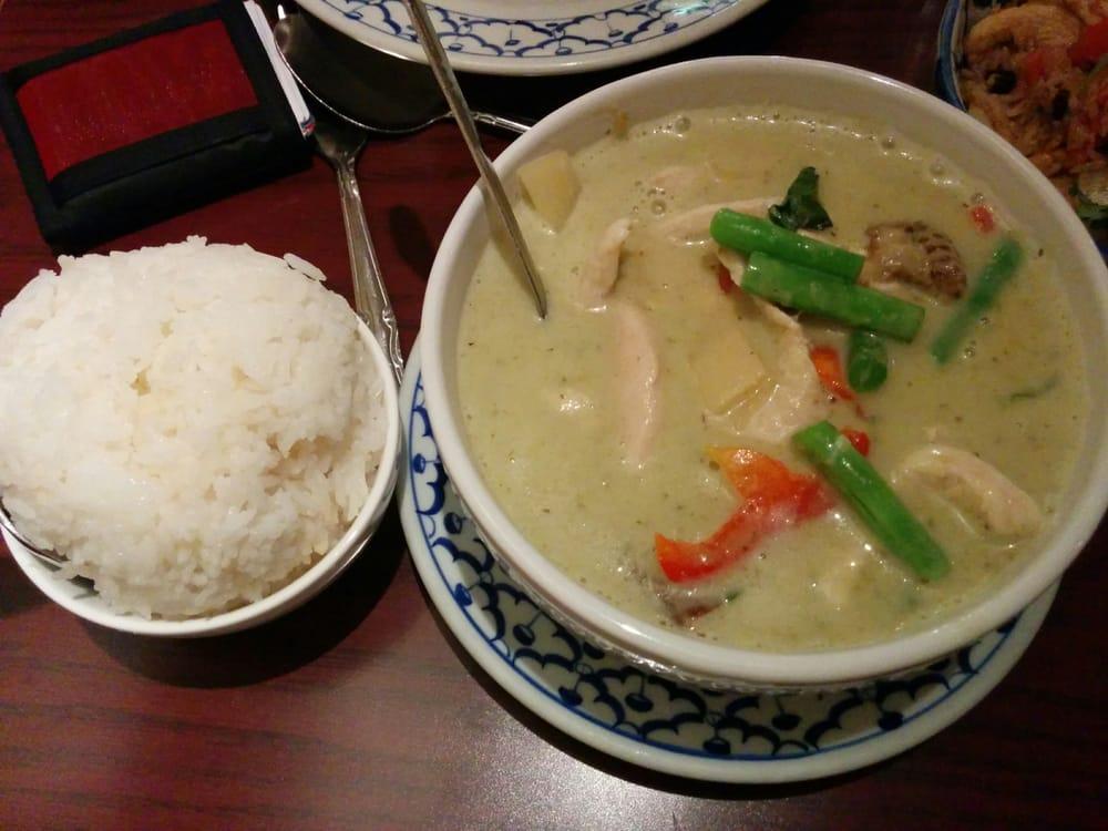 Thai Osha Restaurant Pleasant Hill Ca