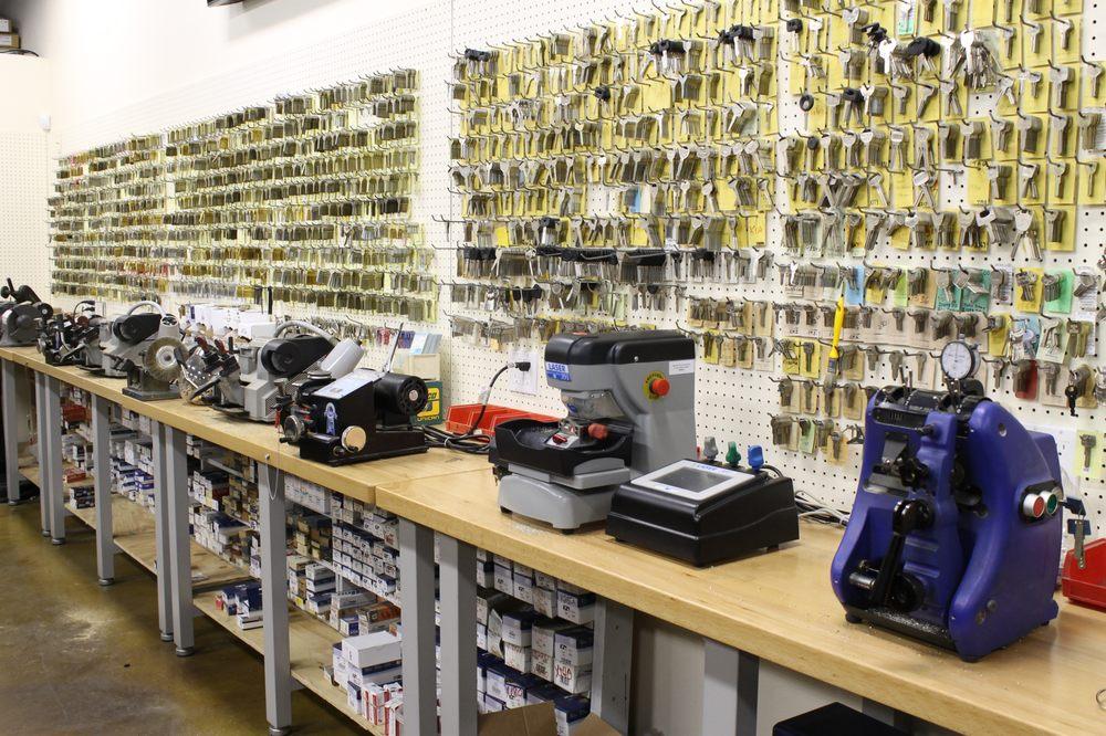 Guthrie's Safe & Lock: 1200 Pecan Blvd, McAllen, TX