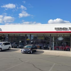Photo Of Stephen Toyota Bristol Ct United States S Side