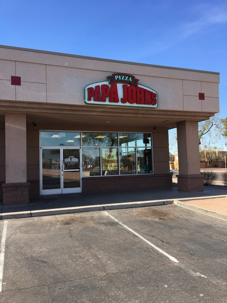 Find Papa John's Pizza locations near you. See hours, menu, directions, photos, and tips for the 49 Papa John's Pizza locations in Phoenix.