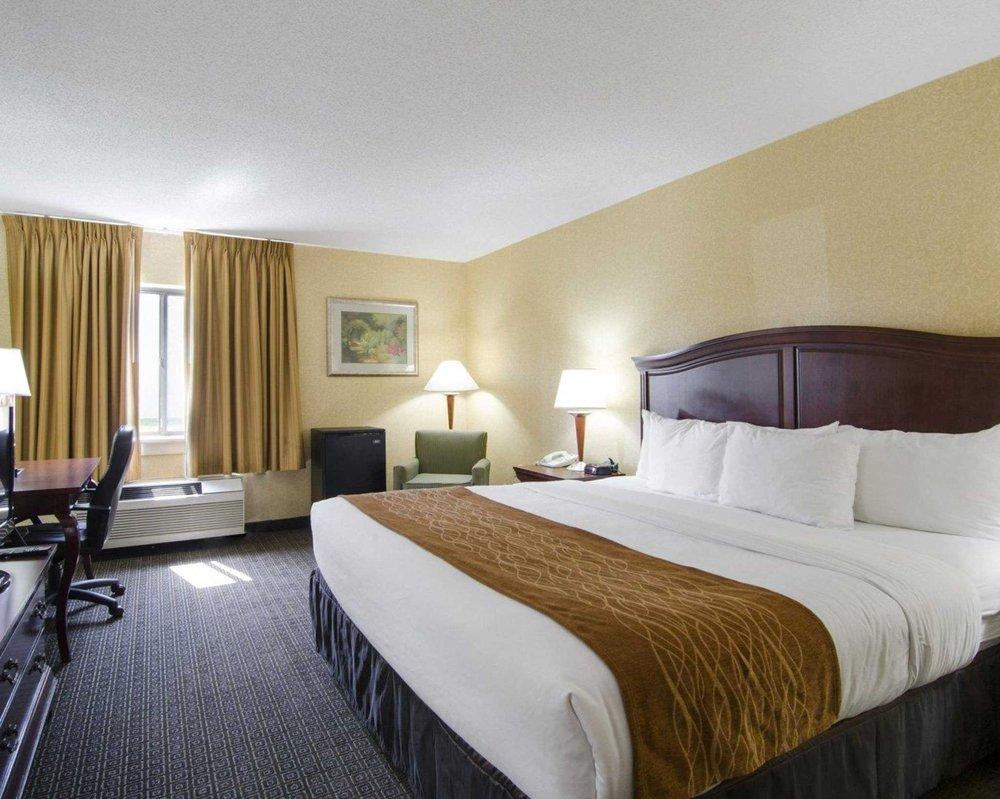 Comfort Inn: 1440 E Market St, Harrisonburg, VA