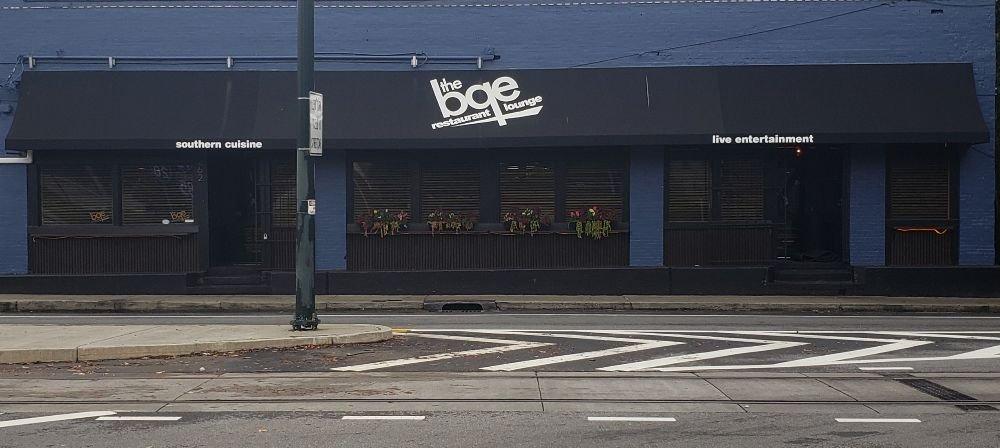 The BQE Restaurant & Lounge: 262 Edgewood Ave NE, Atlanta, GA