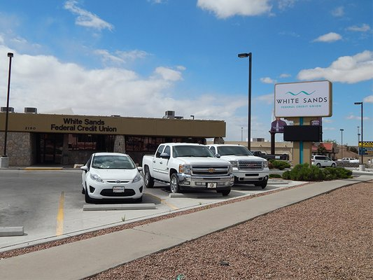 White Sands Federal Credit Union 2755 N Main St Las Cruces Nm