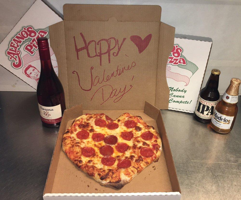 Alfano's Pizzeria: 801 E Main St, Knoxville, IL