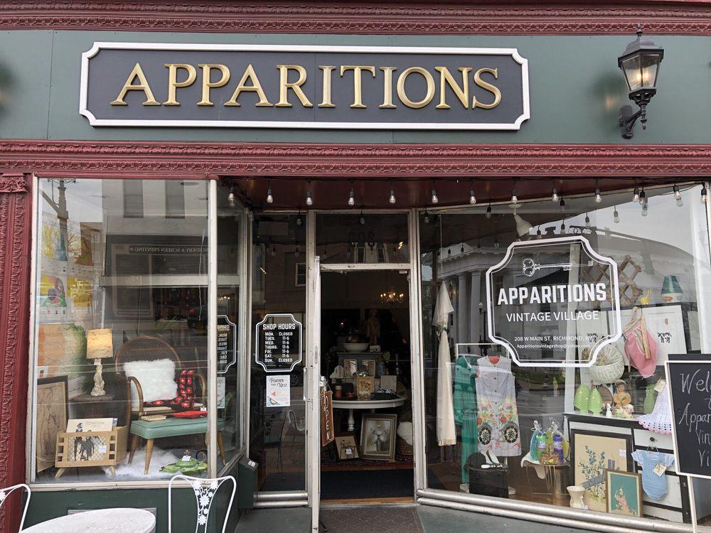 Apparitions: 208 W Main St, Richmond, KY