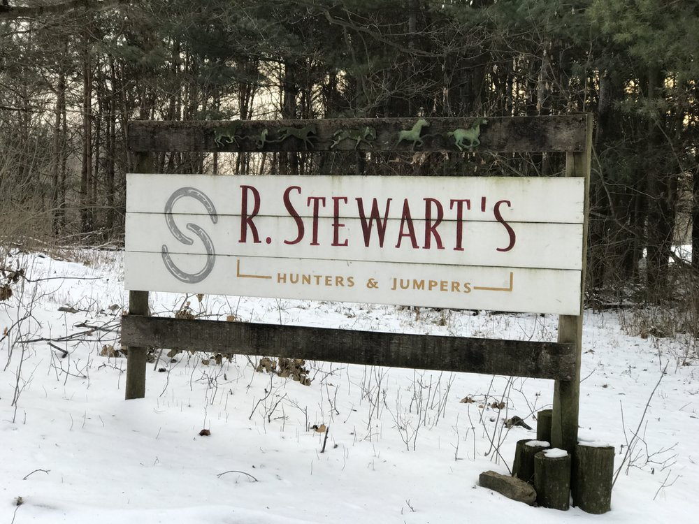 R.Stewart's Hunters & Jumpers: 15990 Lepper Rd, Hickory Corners, MI
