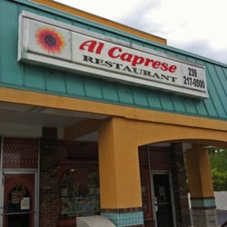 Photo Of Al Caprese Italian Restaurant North Fort Myers Fl United States