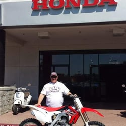 Photo Of Roseville Honda Motorsports   Roseville, CA, United States. Brand  New 450R