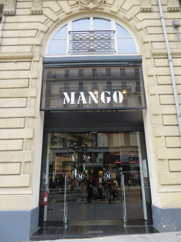 Mango france v tements pour femmes 19 rue r publique for Hotel france numero