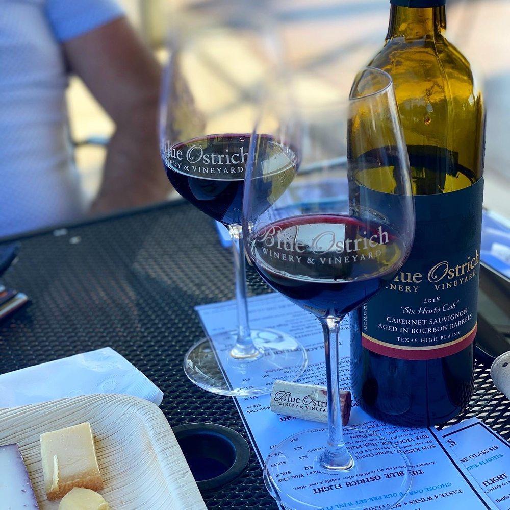 Blue Ostrich Winery: 5611 Fm 2382, Saint Jo, TX