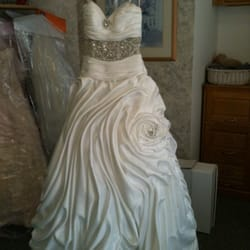 Photo Of Bridal Gown Care