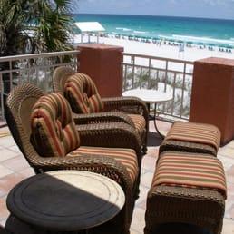 Photo Of Bay Breeze Patio   Miramar Beach, FL, United States. Outdoor Wicker