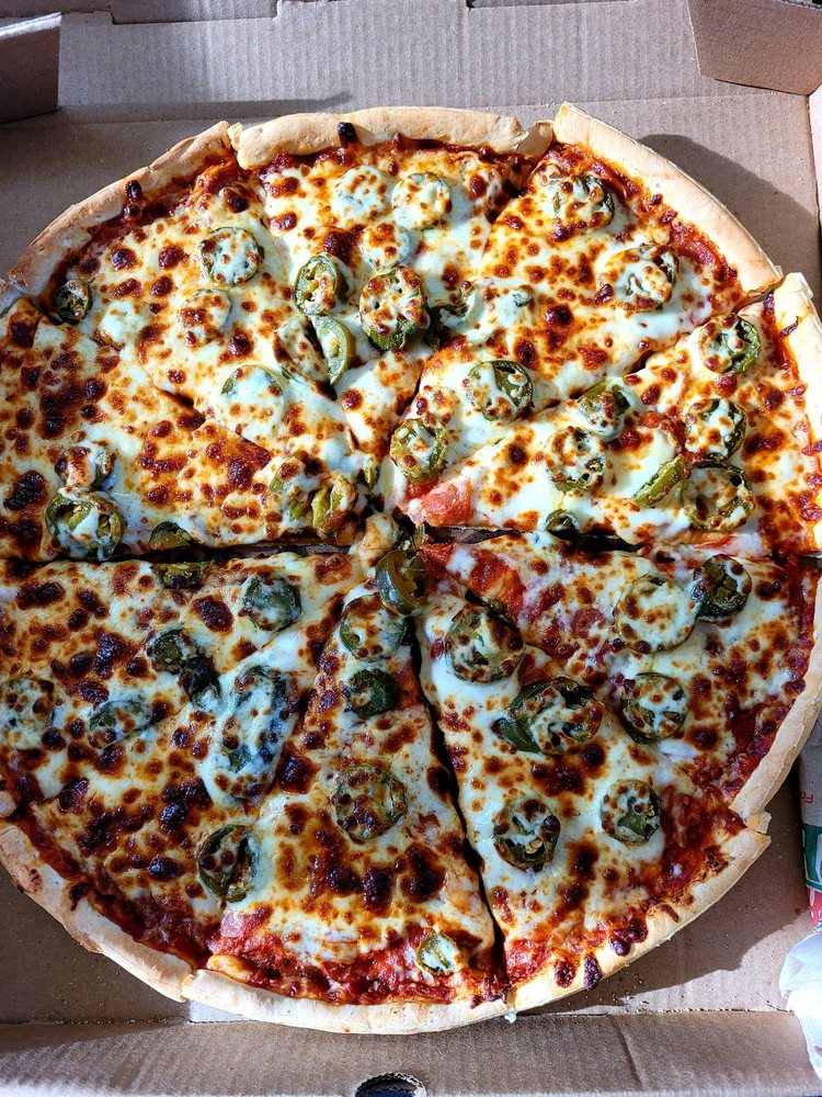 Gambino's Pizza: 366 W Ketchum Ave, Ketchum, OK