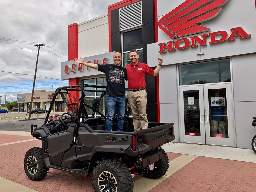 Genthe Honda Powersports: 15150 Eureka Rd, Southgate, MI