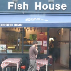 The fish house 20 reviews vis 126 128 lauriston road for Aaa fish house