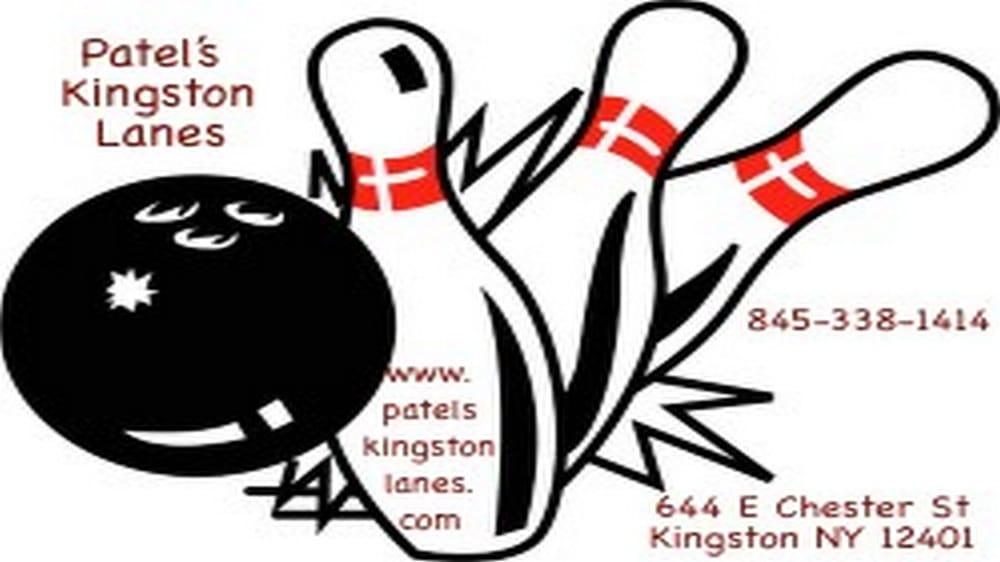 Patel's Kingston Lanes: 644 E Chester St, Kingston, NY
