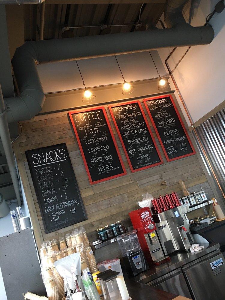 Iron Goat Coffee: 101 Main St, East Jordan, MI