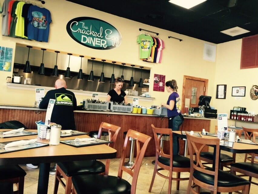 Daytona Diner Daytona Beach Shores Fl