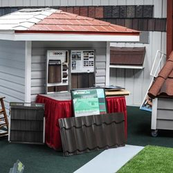 Photo Of Weather Guard Birmingham Al United States Showroom Roofing Supply
