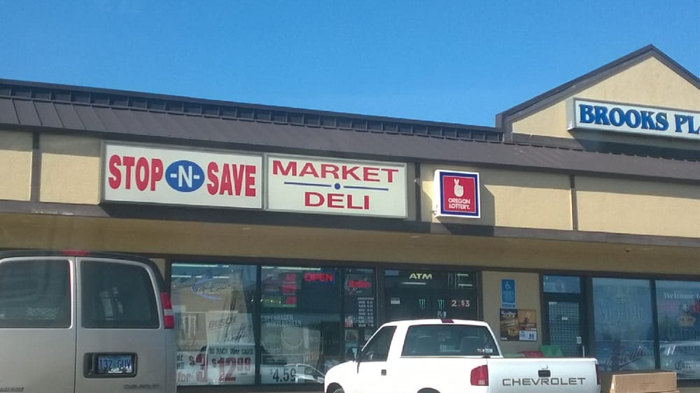 Stop N Save: 5041 Brooklake Rd NE, Salem, OR