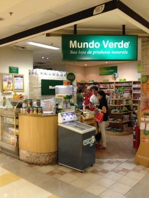 72d8e65b1d Mundo Verde - Organic Shops - Av. Giovanni Gronchi