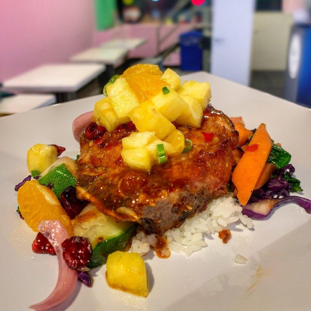 Thai Pork Chop - Yelp