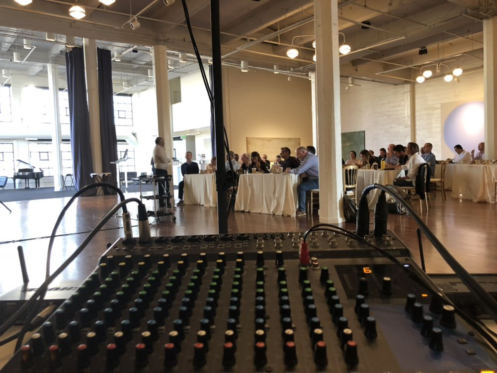 Photo Of Quantum Party Productions San Francisco Ca United States Audio Visual