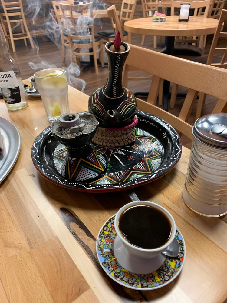 Yordanos Ethiopian Restaurant: 4020 W Martin Luther King Jr Blvd, Los Angeles, CA