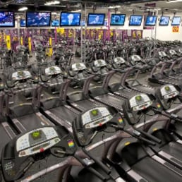 Planet fitness waterbury