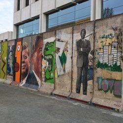 Photo Of Berlin   Wall Project   Los Angeles, CA, United States.