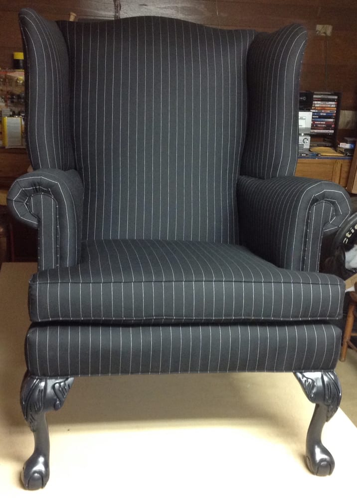 Done By Donovan Upholstery 13 Photos Furniture Reupholstery 10163 Dogwood St Nw Coon