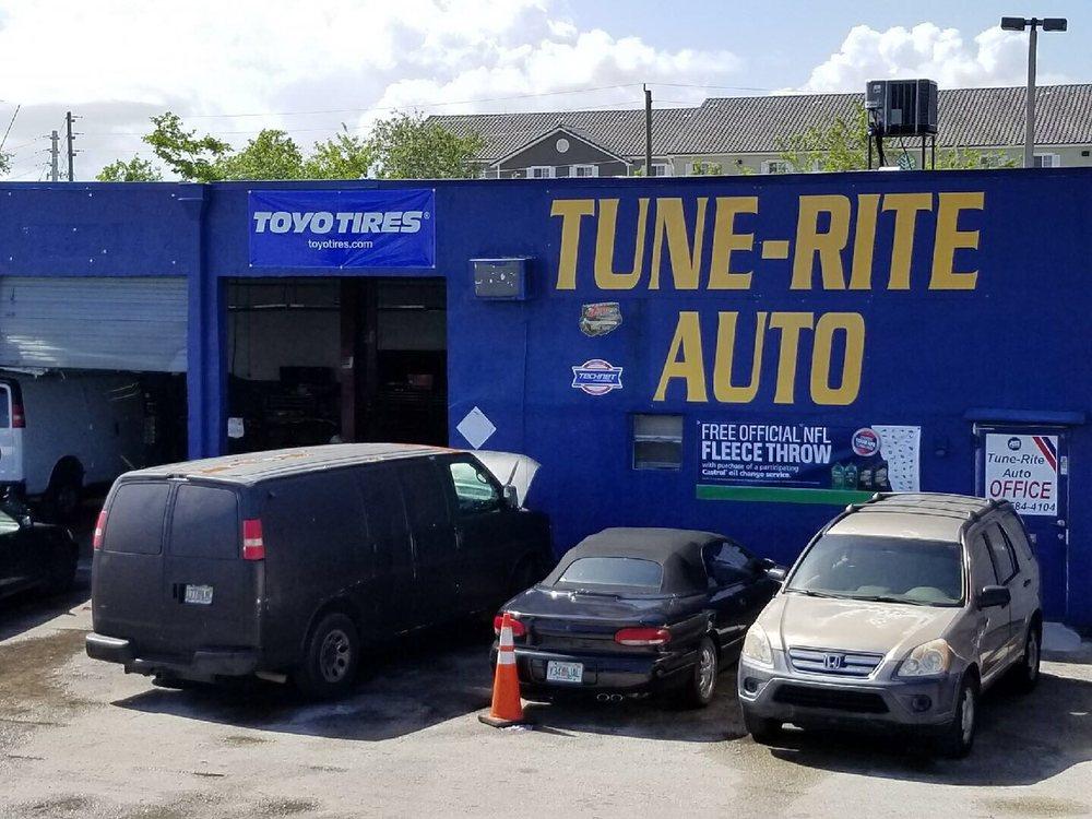 Tune Rite Auto: 5460 Reese Rd, Davie, FL