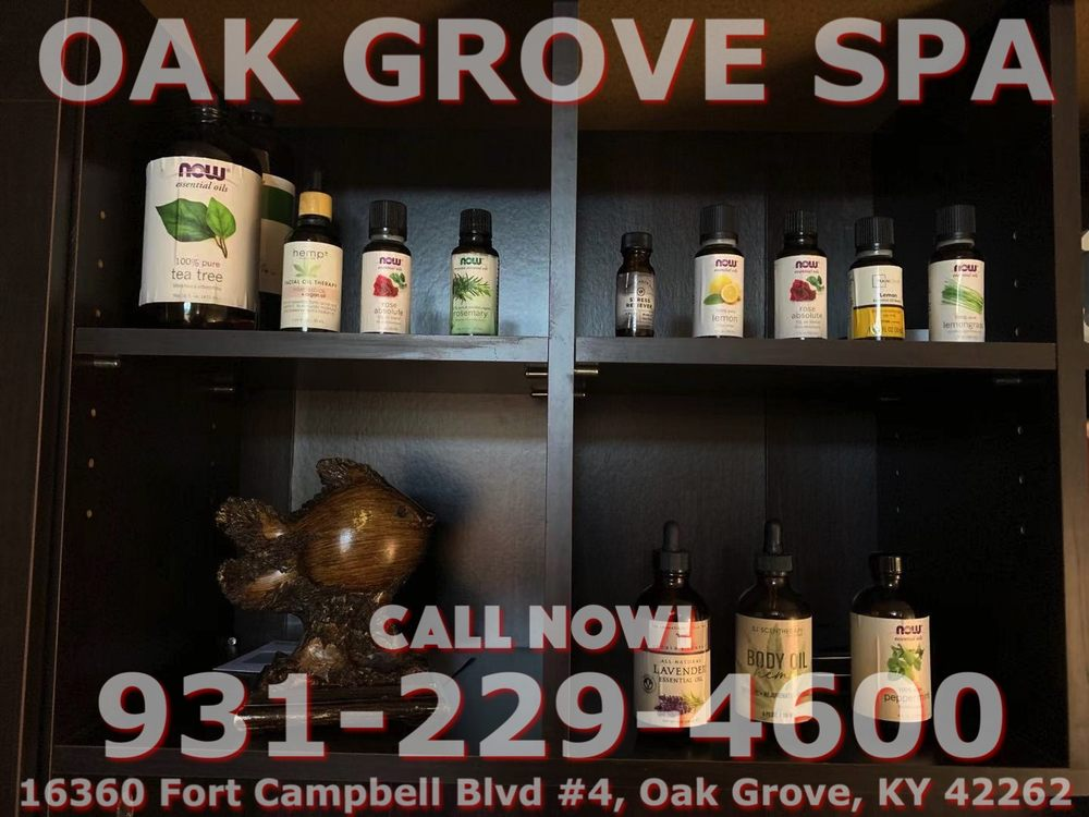 Oak Grove Spa: 16360 Fort Campbell Blvd, Oak Grove, KY